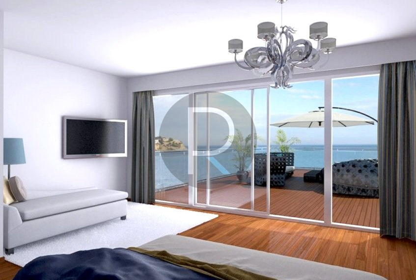 modern-villa-in-the-first-sealine-in-benissa-bedroom-with-terrace