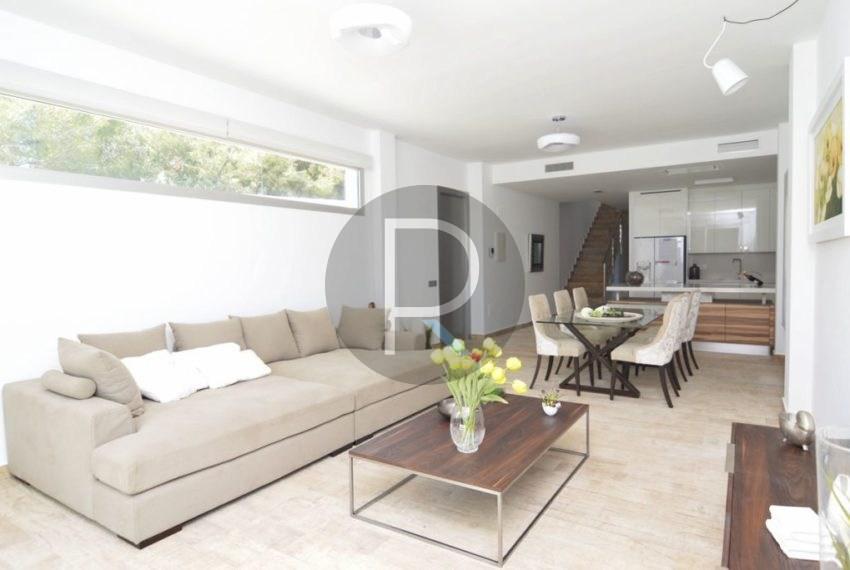 60 m2 Living room Villa Espica02