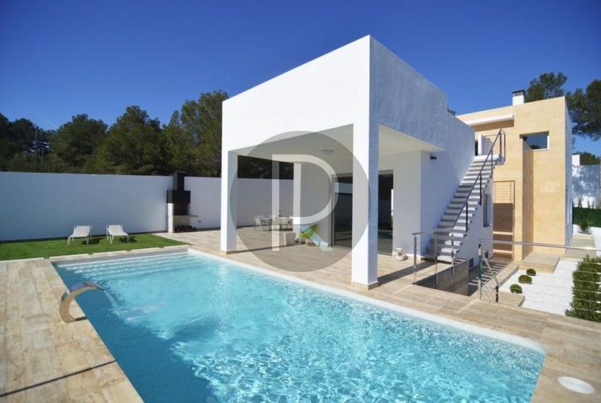Front Fachade Villa Espica03