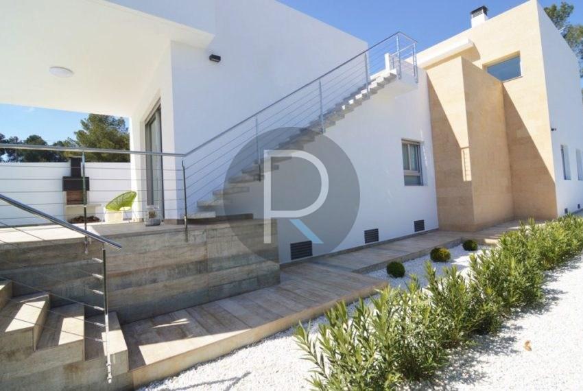 Side Fachade Villa Espica04