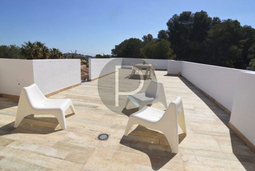 Solarium terrace 70 m2 Villa Espica03