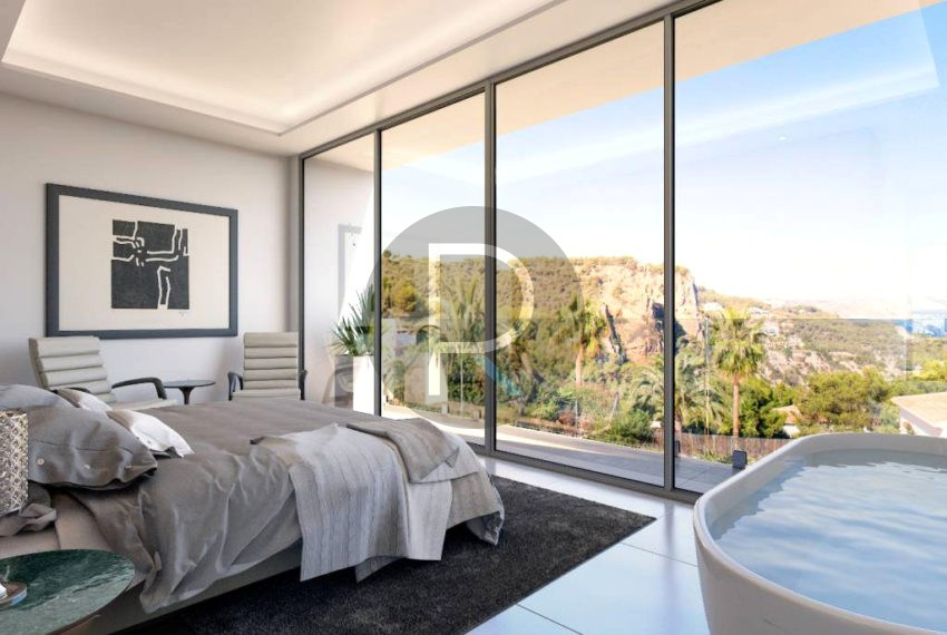 new-moder-villa-in-javea-bedroom-with-bath