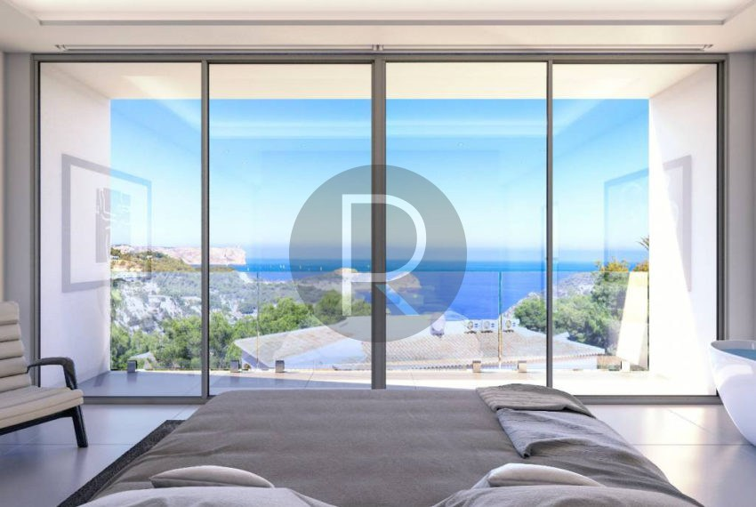 new-moder-villa-in-javea-bedroom-with-seaviews