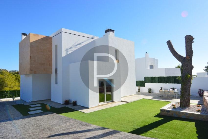 Back facade Villa hydra_02